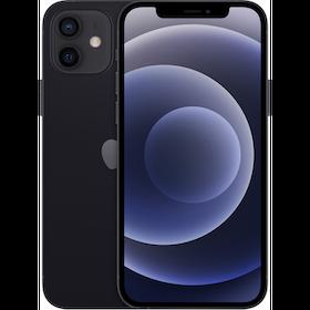 Apple iPhone 12 128GB - Svart