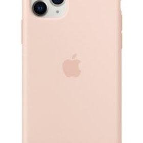 Apple iPhone 11 Pro Original Silikonskal - Rosa Sand