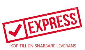 Expressfrakt i STHLM