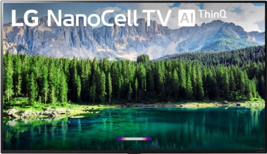 "LG 50"" 50NANO793 4K Ultra HD LED"