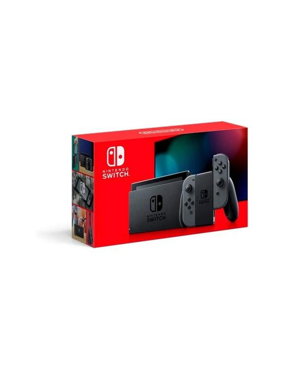 Nintendo Switch 2019 Grå