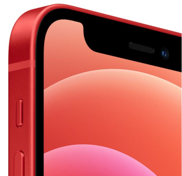 Apple iPhone 12 Mini 64GB (Product) Röd