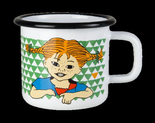 Muurla mugg - Pippi (stor)