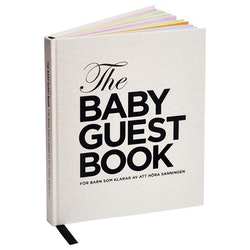 The Baby Guest Book