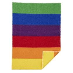 Klippan Ullfilt Rainbow