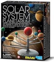 Solsystem bygg själv