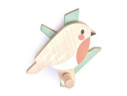 Krok fågel