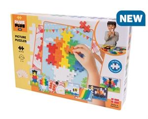 Plus-Plus Picture Puzzles