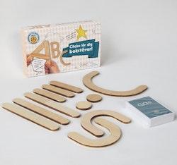 Clicko Lär dig bokstäver