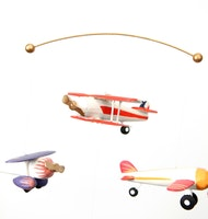 Mobil trä flygplan Gegamojja