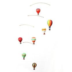 Mobil trä luftballonger Gegamojja
