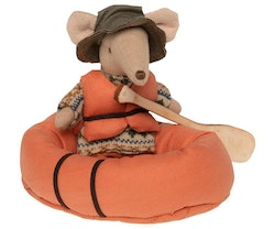 ​RUBBER BOAT, MOUSE