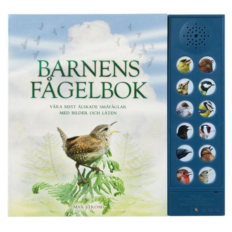 Barnens fågelbok