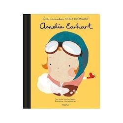 Små människor Stora drömmar - Amelia Earhart