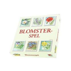 MEMO Blomsterspel