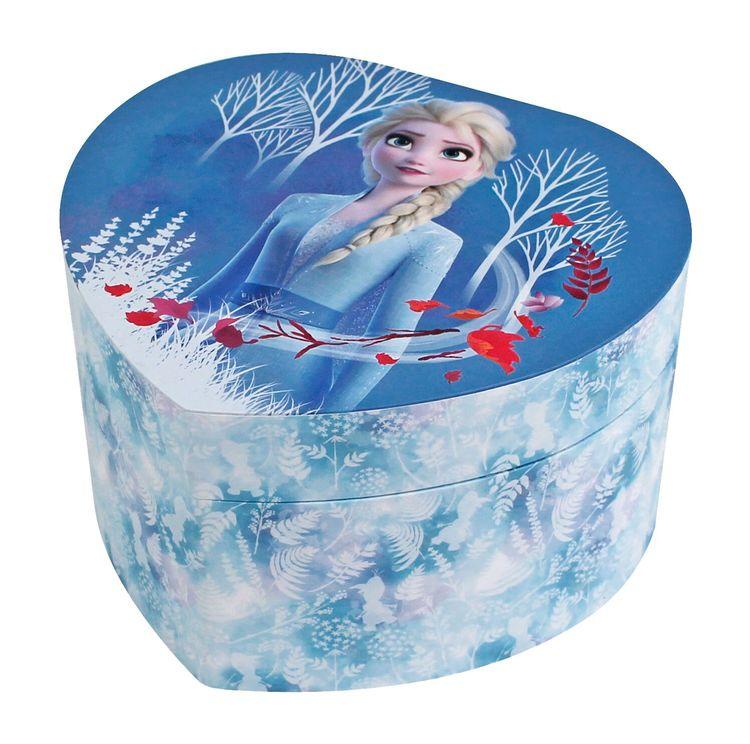 Smyckeskrin Elsa hjärta