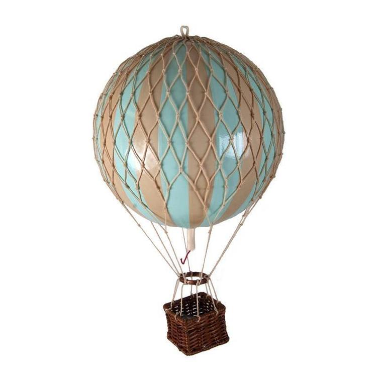 Luftballong mellan