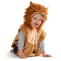Lejondräkt 2-4 år