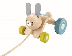 Hoppande dragdjur kanin