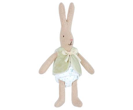 Micro kanin i väst