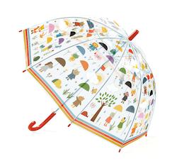 Djeco Paraply genomskinliga