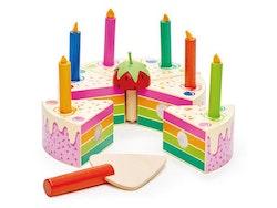 Tårta regnbåge
