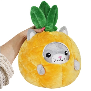 Undercover Kitty in Pineapple – 18 cm