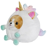 Undercover Corgi in Unicorn – 18 cm