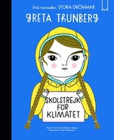 Små människor stora drömmar- Greta Thunberg