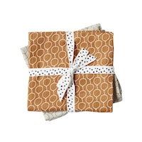 Swaddle 2-pack Balloon Gold