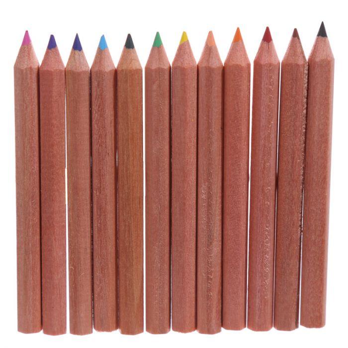Penntub med Färgglada Pennor