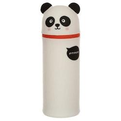 Pennfodral Silikon Panda