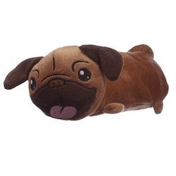 Pennfodral Fluffig Hund