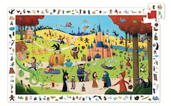 Observation puzzle Tales 54 bitar