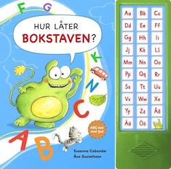 Hur låter bokstaven? ABC-bok med ljud