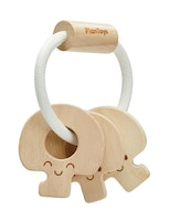 EKO Key rattle natural