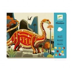 Mosaik Dinosaurier