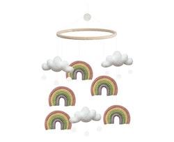 Mobil regnbåge