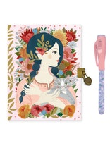 Dagbok med hemlig penna