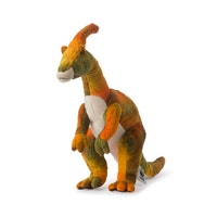 WWF Plush - Standing Parasaurolophus - 43 cm