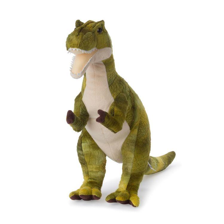 WWF Plush - Standing T-rex - 47 cm