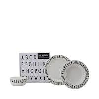Design Letters Tallriksset