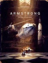 Armstrong - den första musen på månen