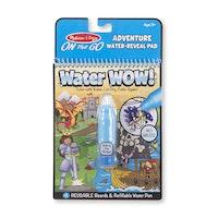 Water WoW- äventyr