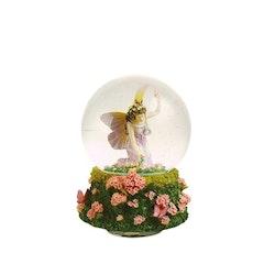 Älva och Blommor