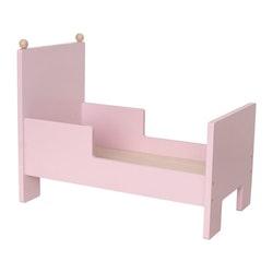 Docksäng rosa