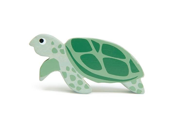 Hav sköldpadda i trä