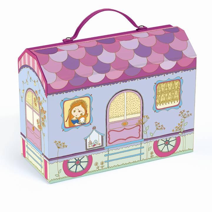 Tinyly -Husvagn med Docka