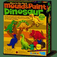 Mould & Paint / Dinosaurs