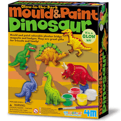 Mould & Paint / Dinosaurs